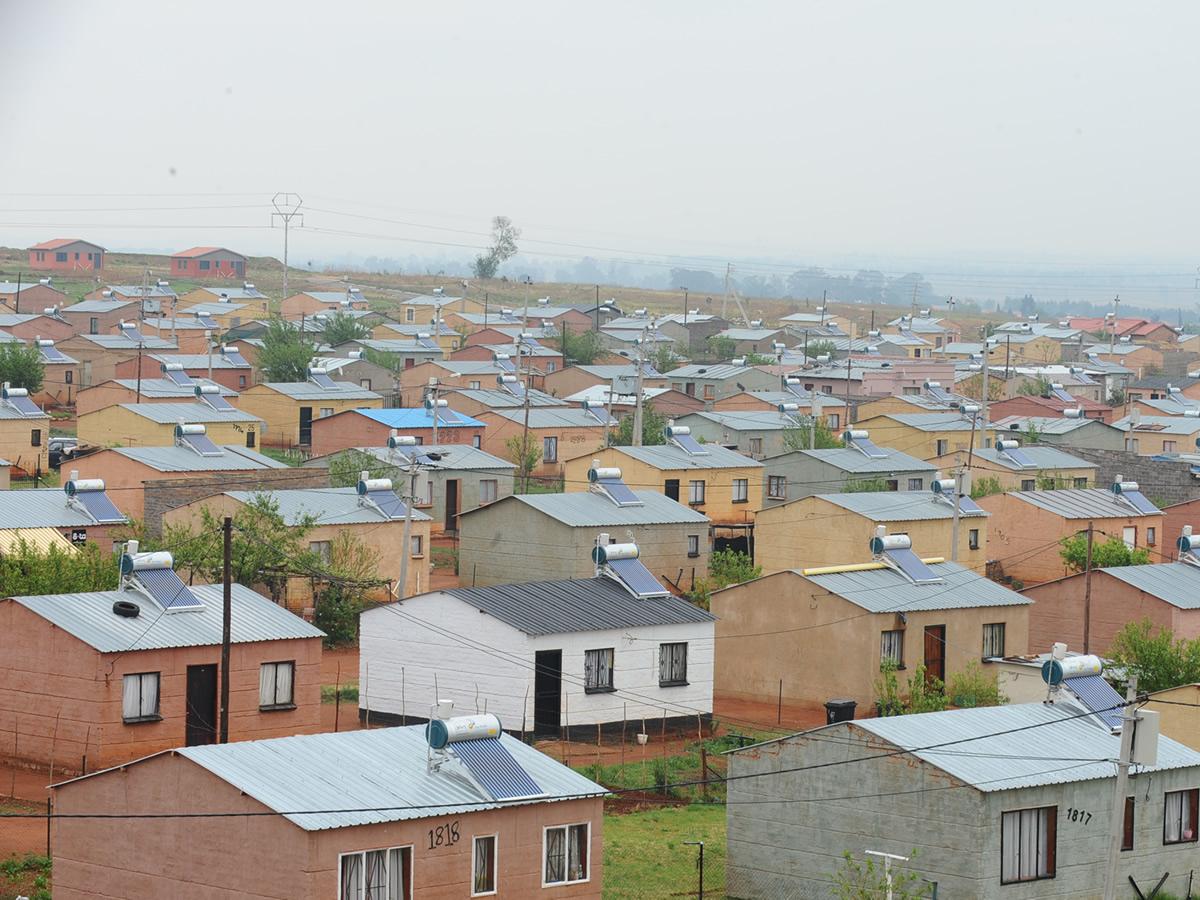City of Johannesburg Climate Initiatives